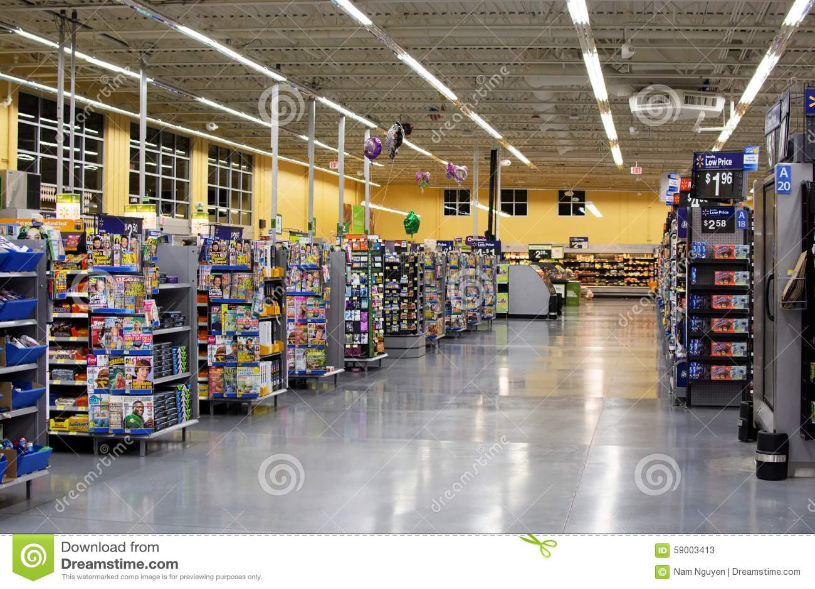Company Walmart >> Walmart Retail Company Editorial Stock Photo Image Of Retail 59003413