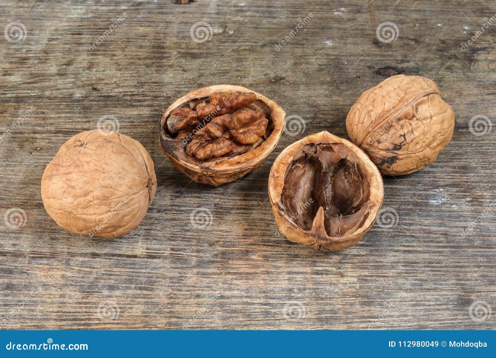 Walnut, walnuts, background
