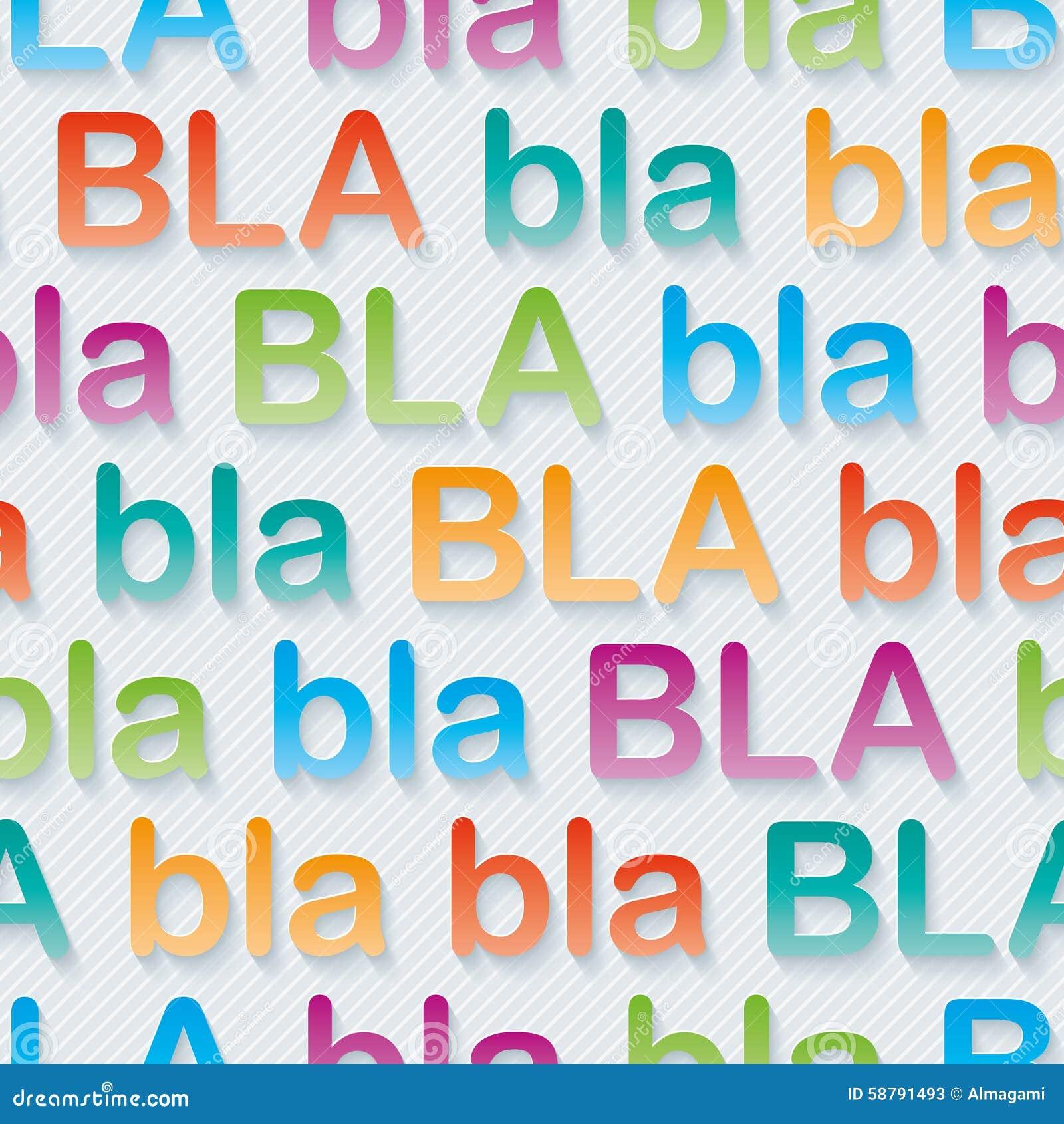 Risultati immagini per bla bla bla
