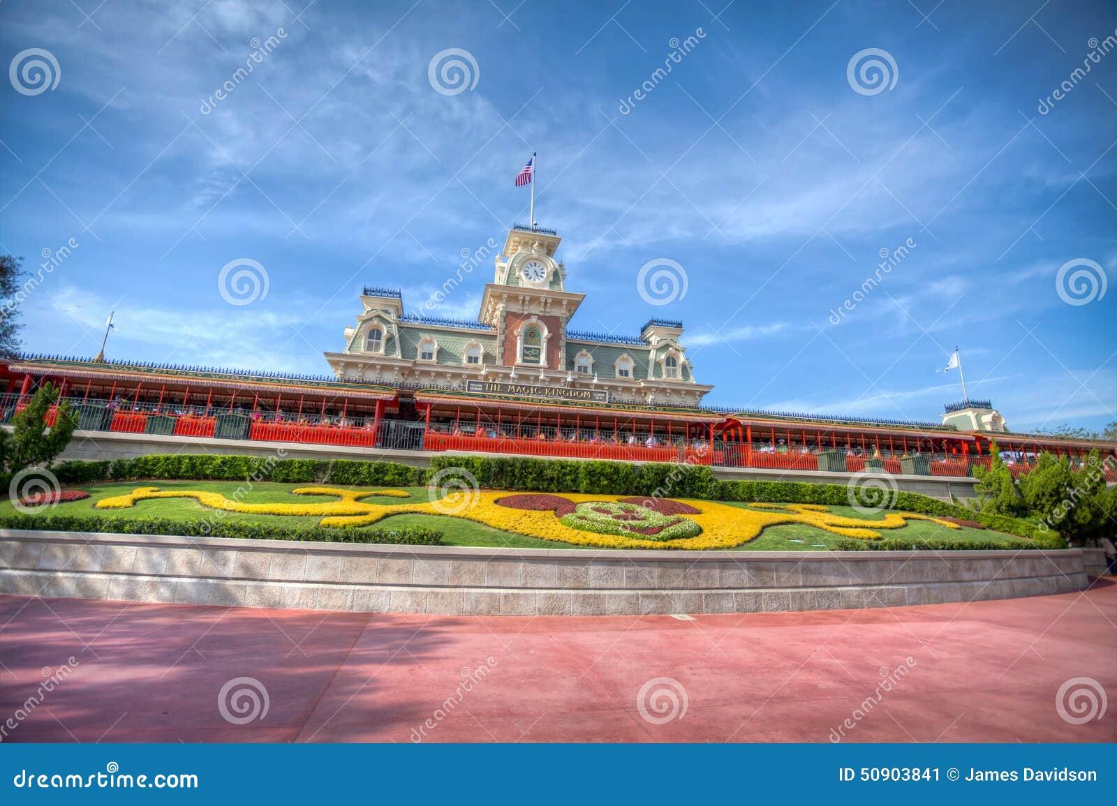 Walt Disney światu dworzec