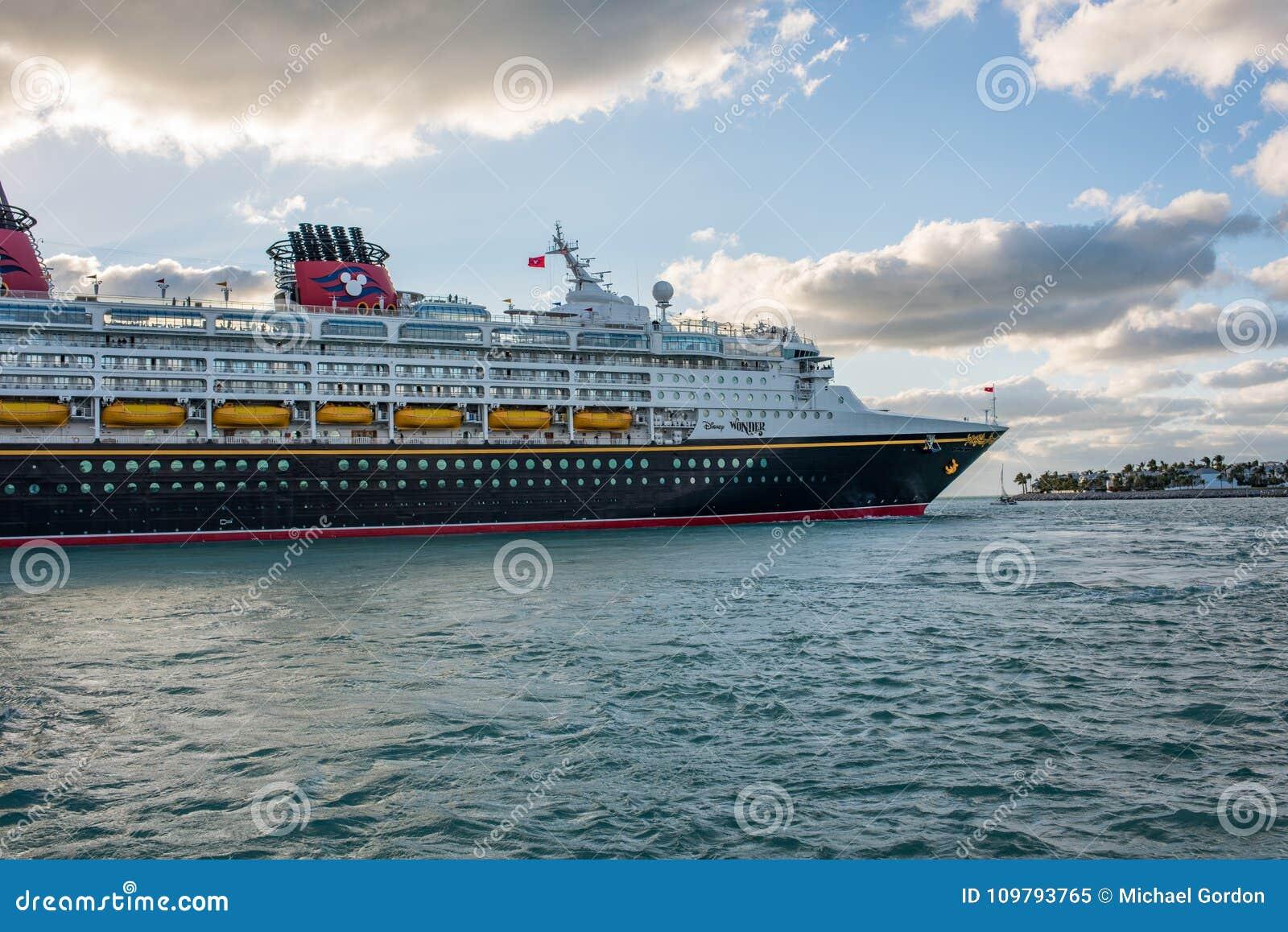 Walt Disney Cruise Ship