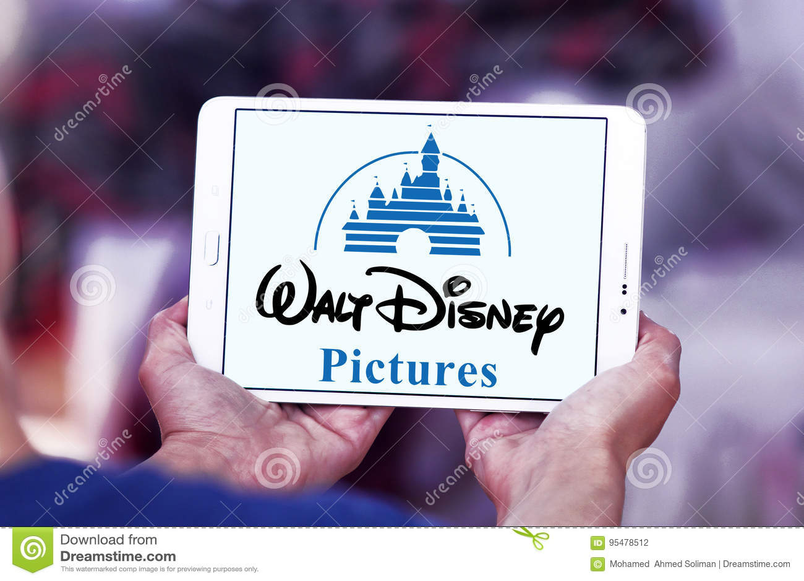 Walt Disney obrazuje loga