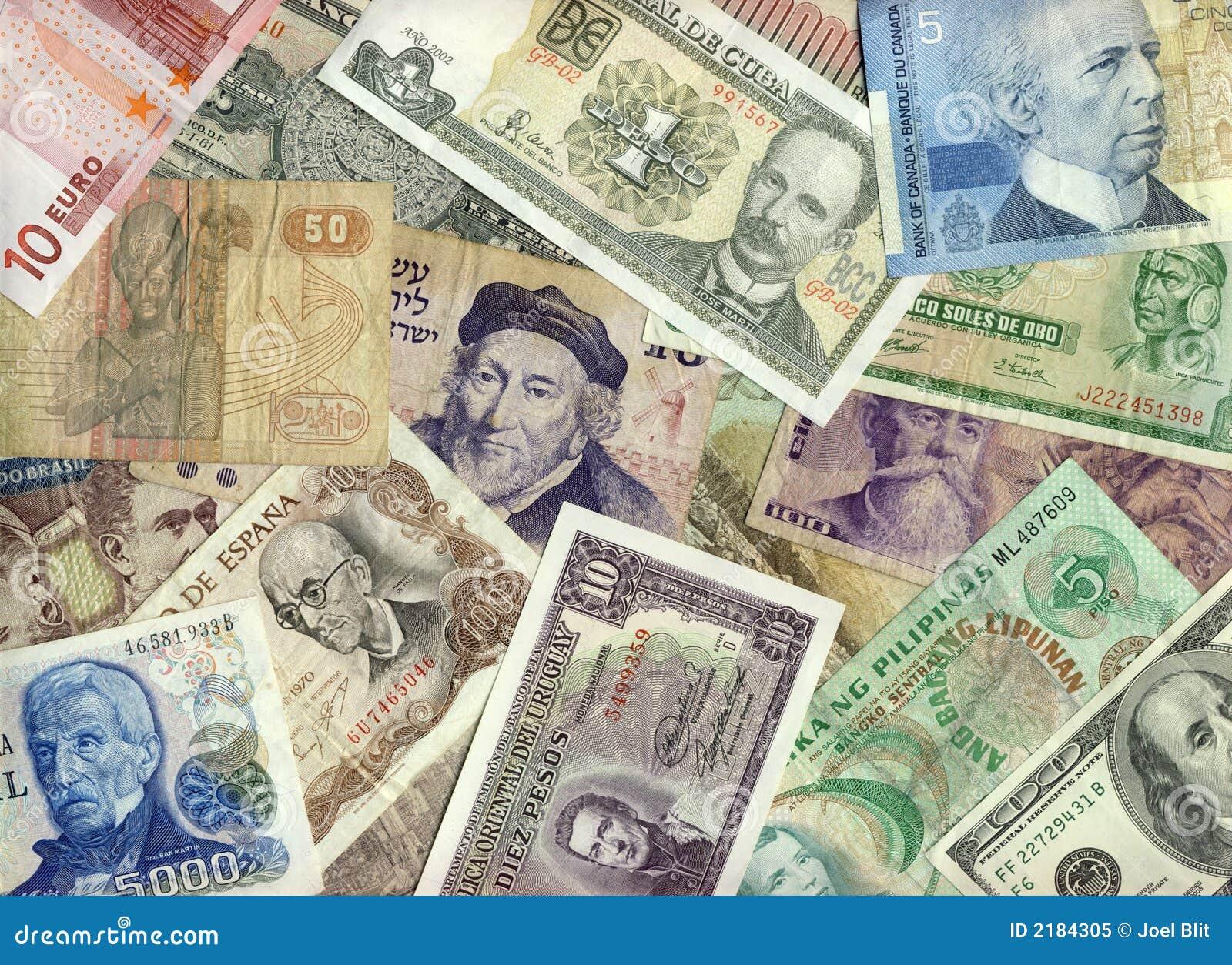 Waluty międzynarodowych