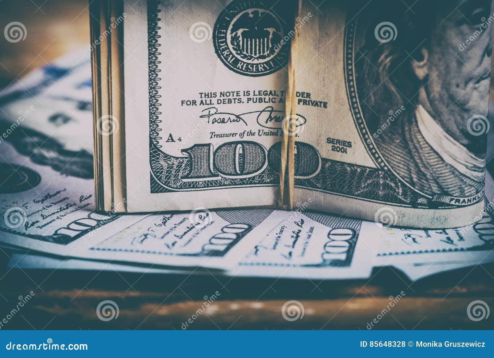Waluty USA dolary