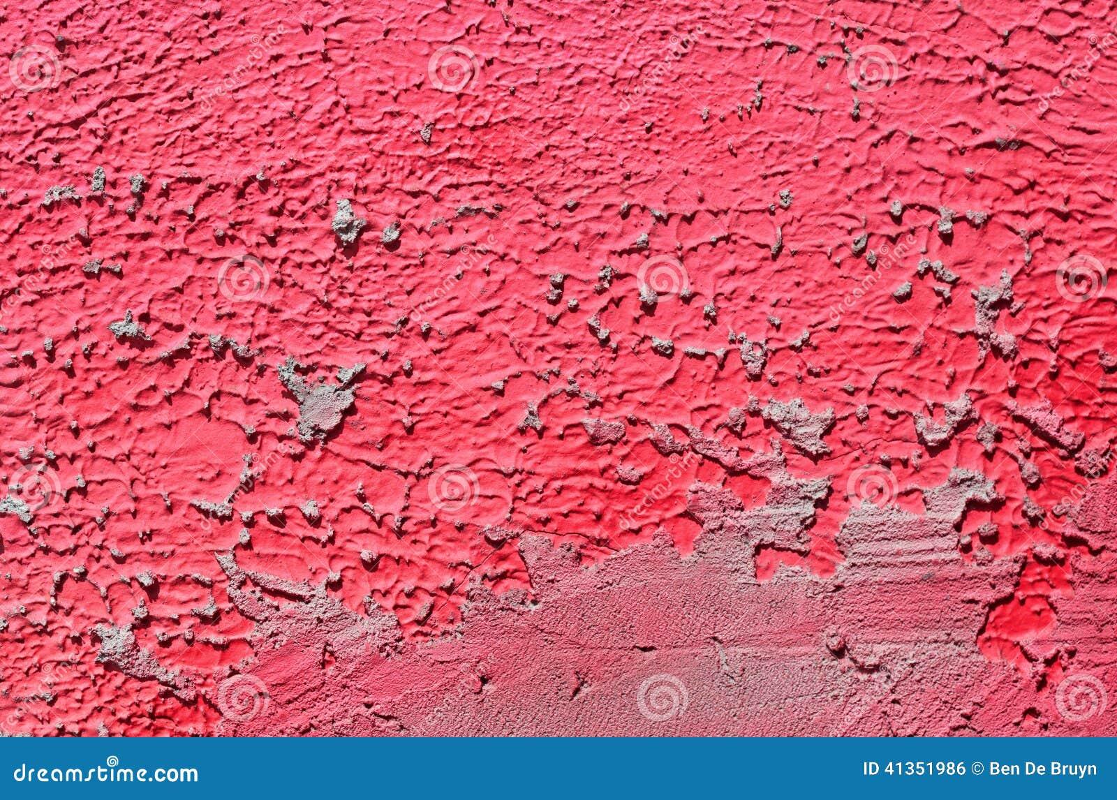 Wand mit bunter purpurroter rosa wandfarben musterfarbe for Wandfarben muster