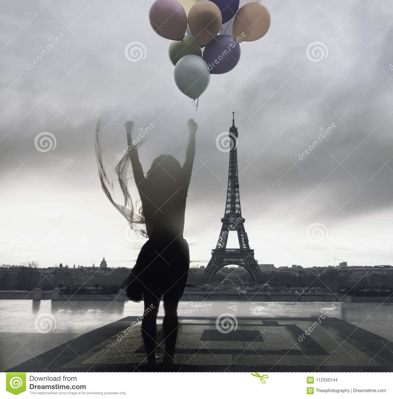 Wanderlust And Travel Concept. Stock Photo - Image of ...