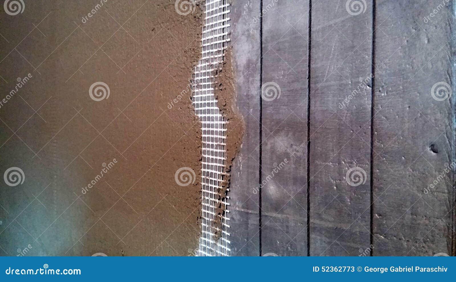 Wandisolierung Stockbild Bild Von Farbe Aussen Industrie 52362773