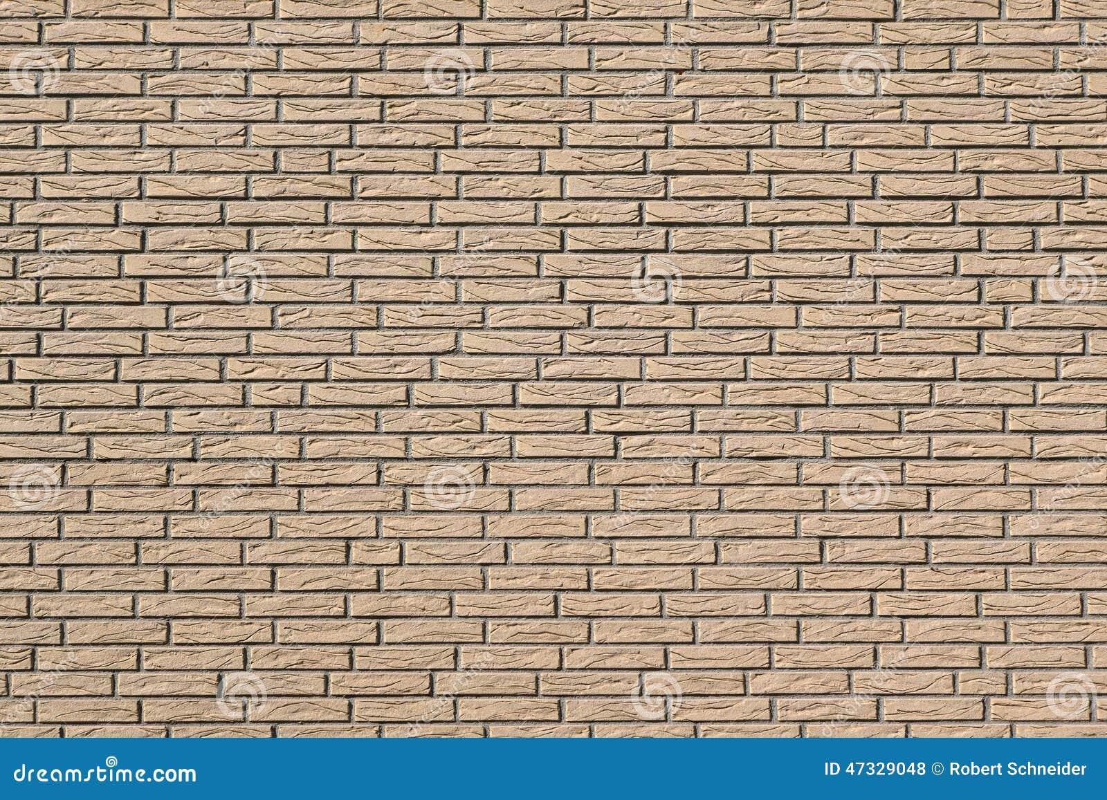 Wandverkleidung Im Steinblick Stockfoto - Bild: 47329048