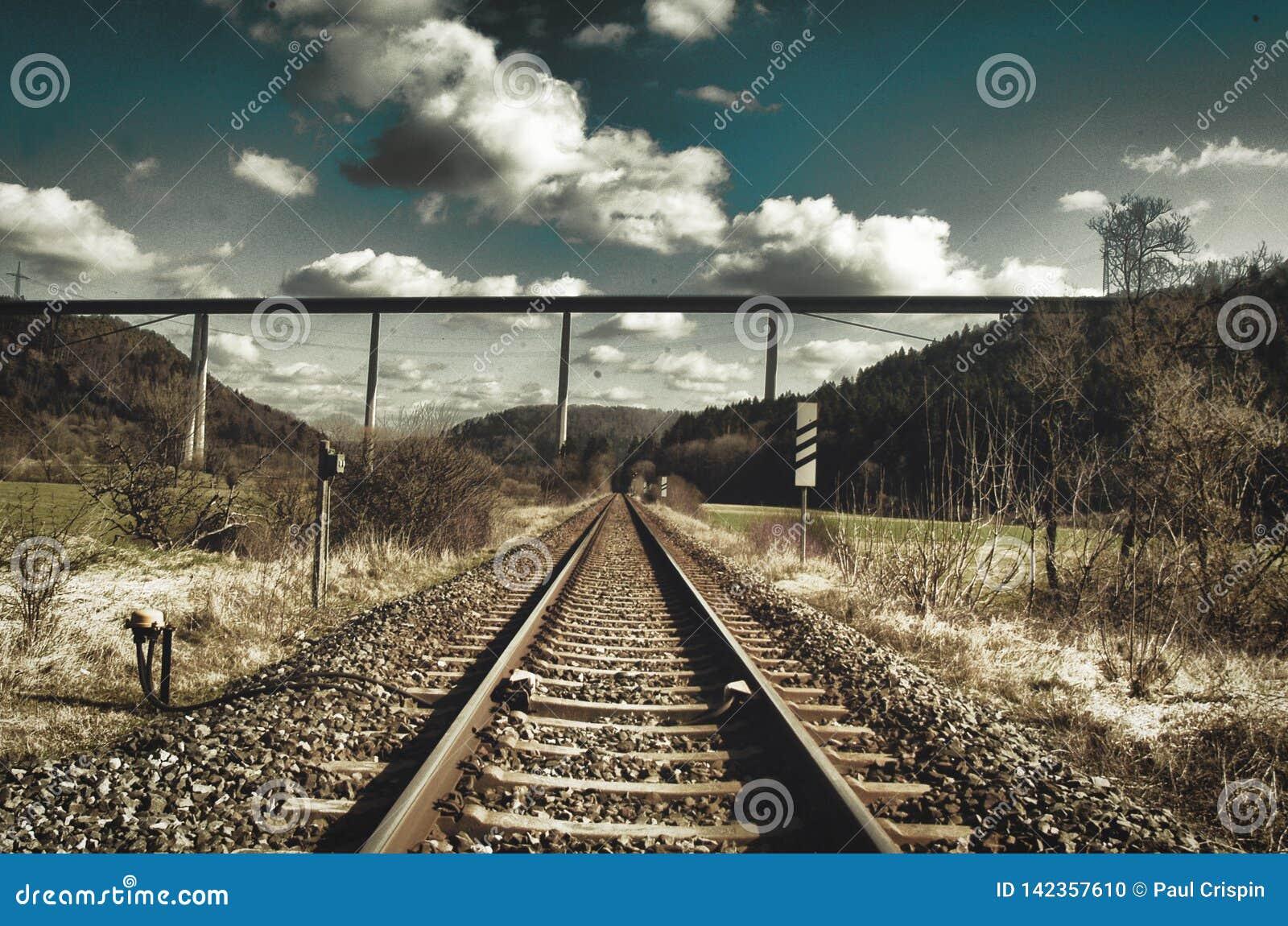 Wanneer de lijn van vervoer samenkomt