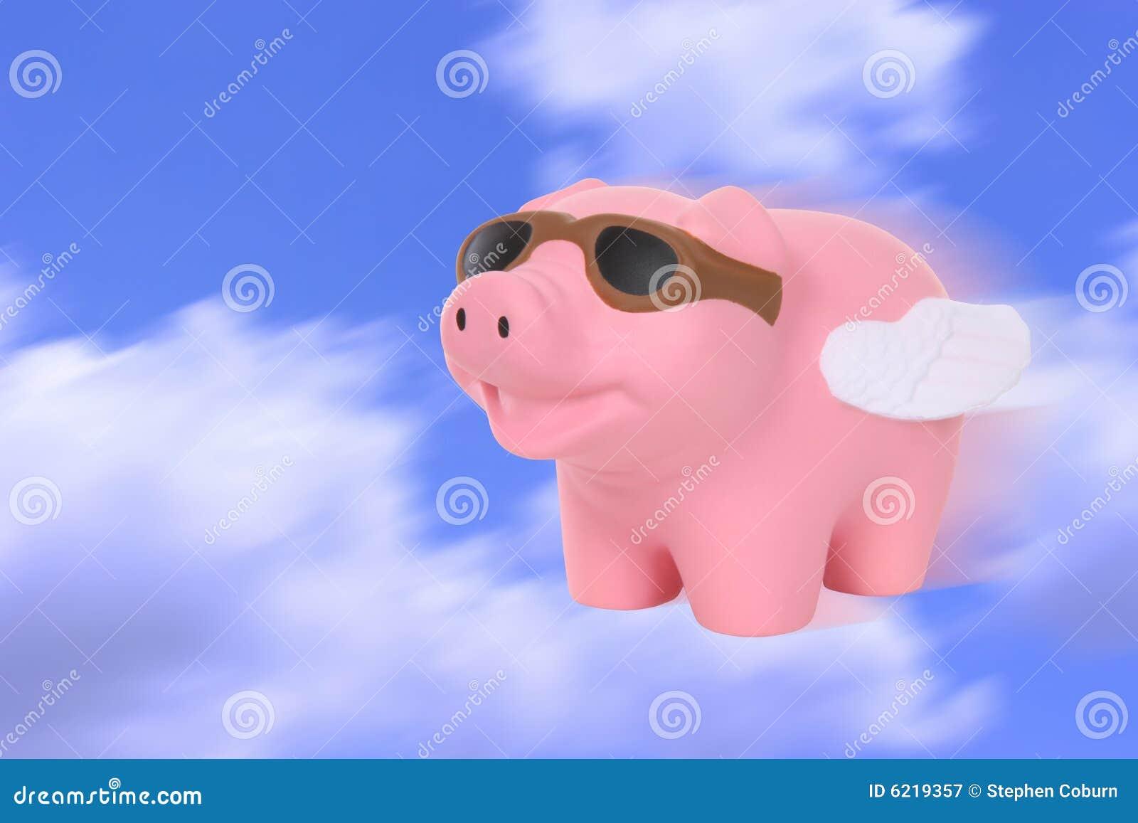 Wanneer de Varkens vliegen