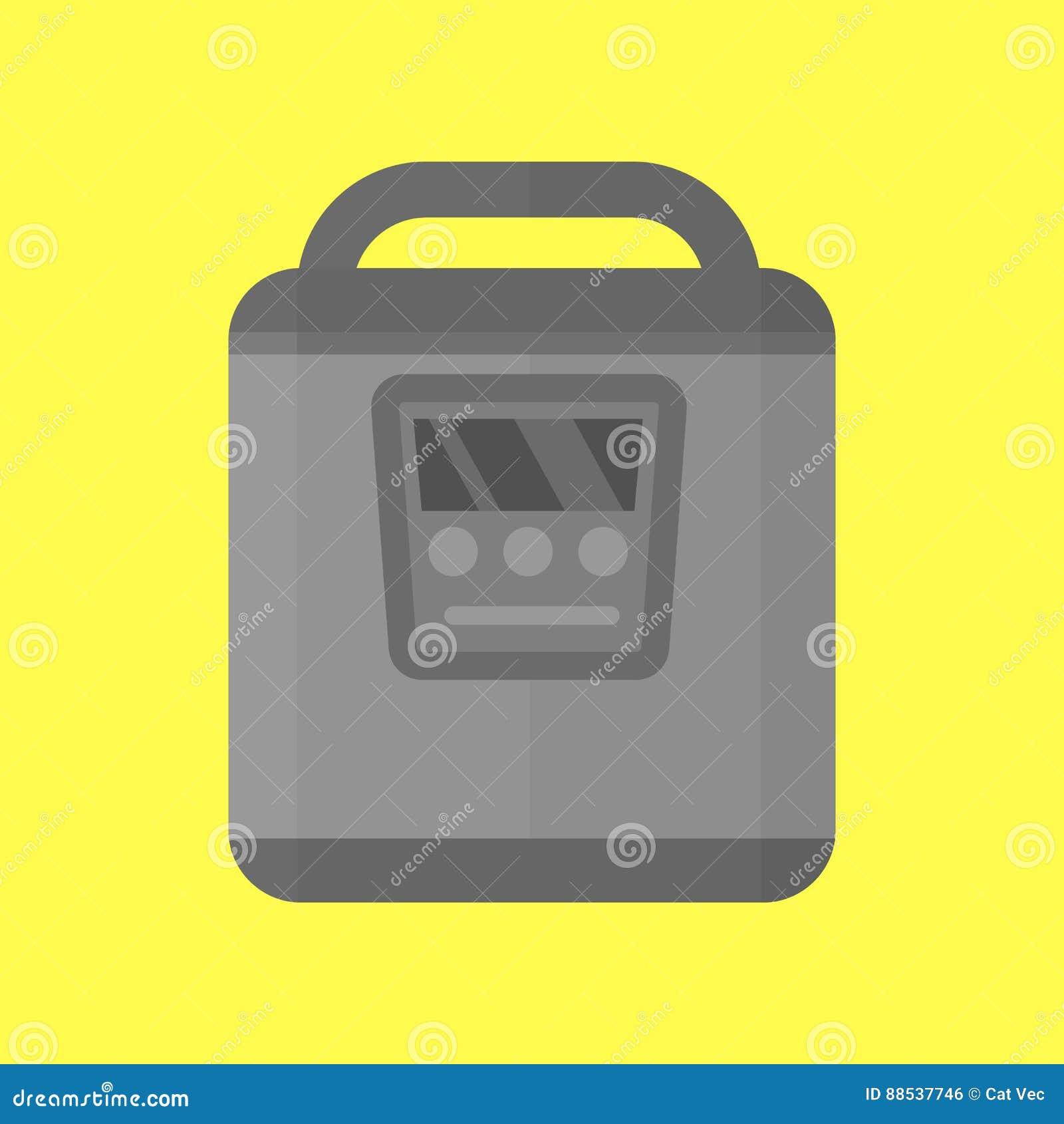 Wannen-Lebensmittelzubereitungsdruck des modernen multi Kocherhaushaltsgeräts metallischer und elektrischer Herstellungsofen des