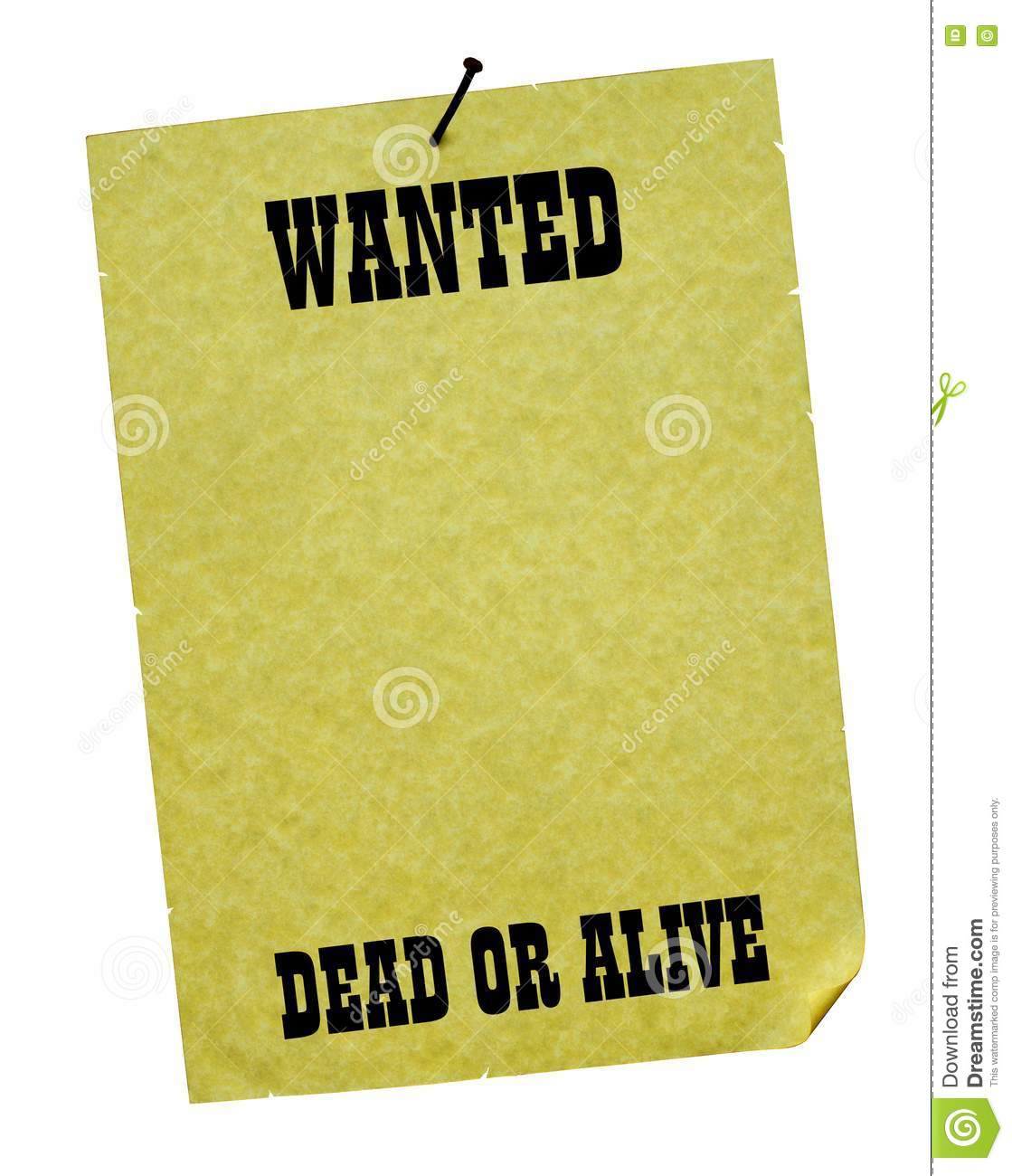 wanted dead or alive how to play