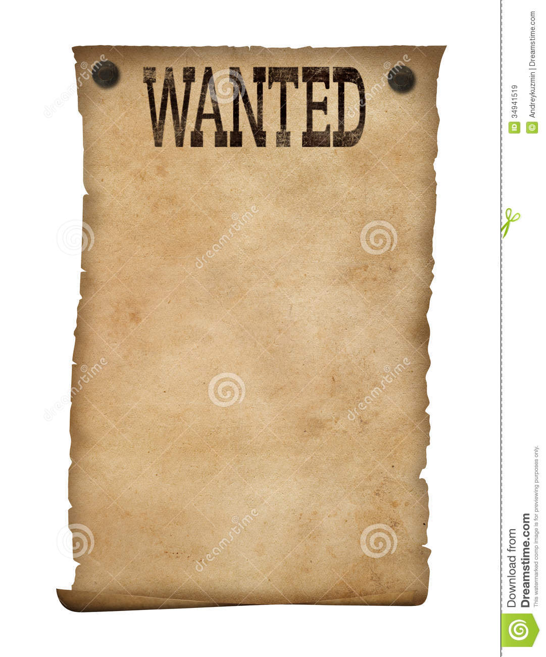Poster Template  Old Wanted Poster Template Poster Template Wanted Poster  Isolated Wild West Background White  Free Wanted Poster Template Download