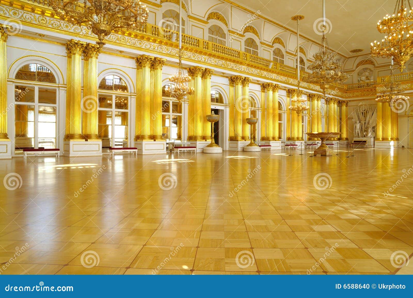 Wapenkundige Zaal van het Paleis van de Winter, St. Petersburg