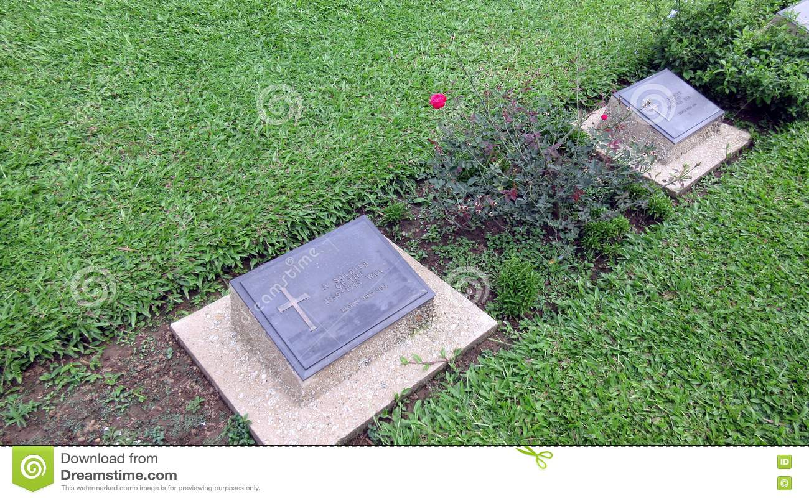 War Cemetery Guwahati