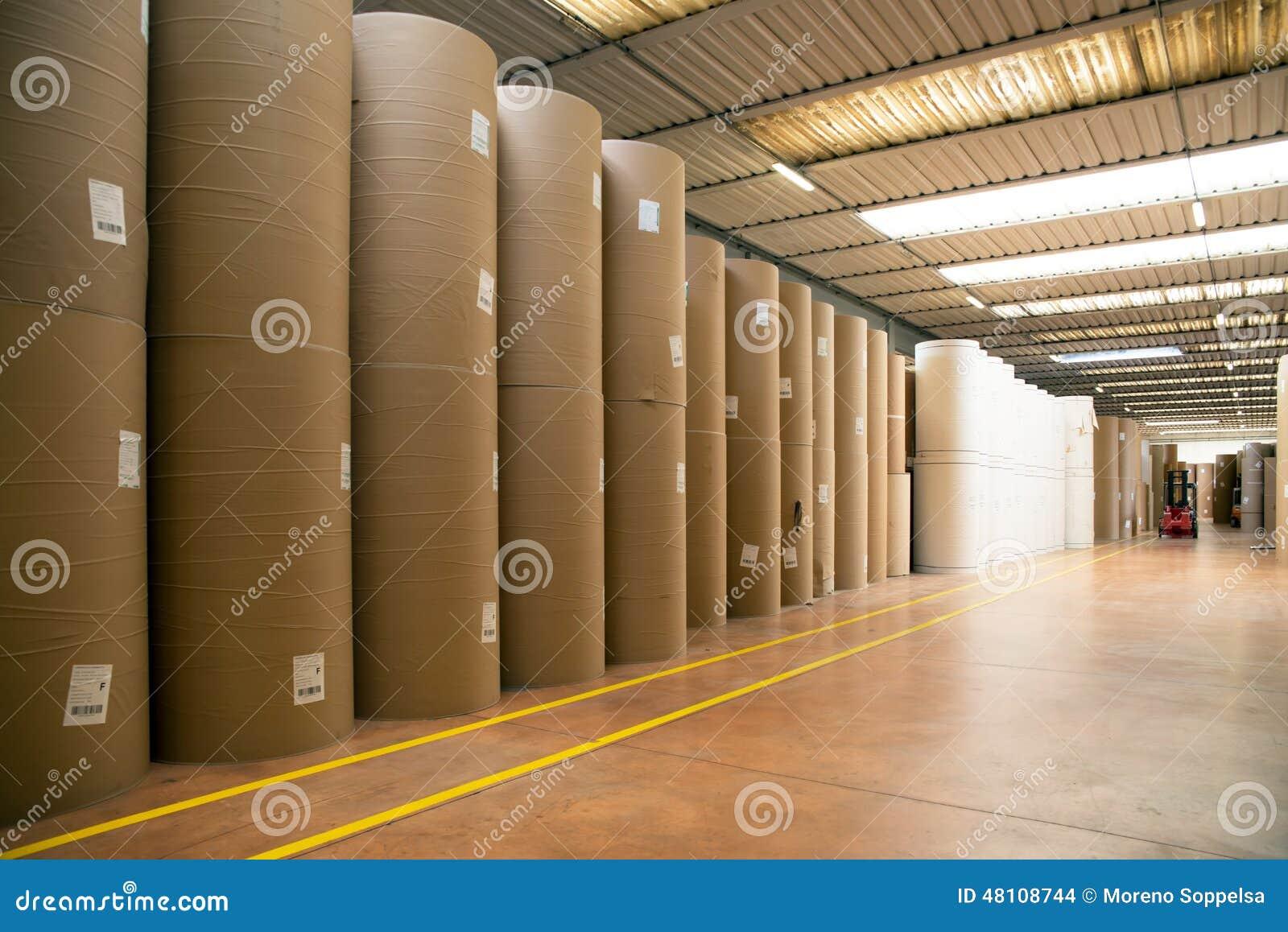 Warehouse Essay   Bartleby