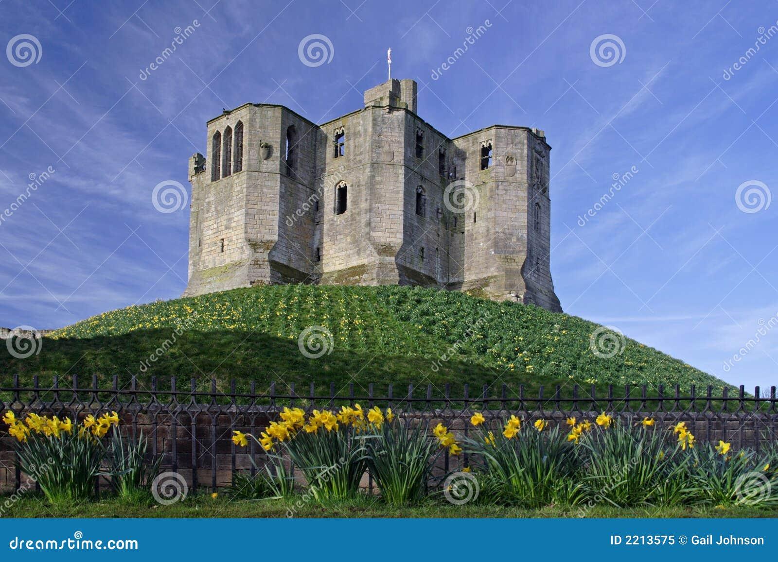 Warkworth замока