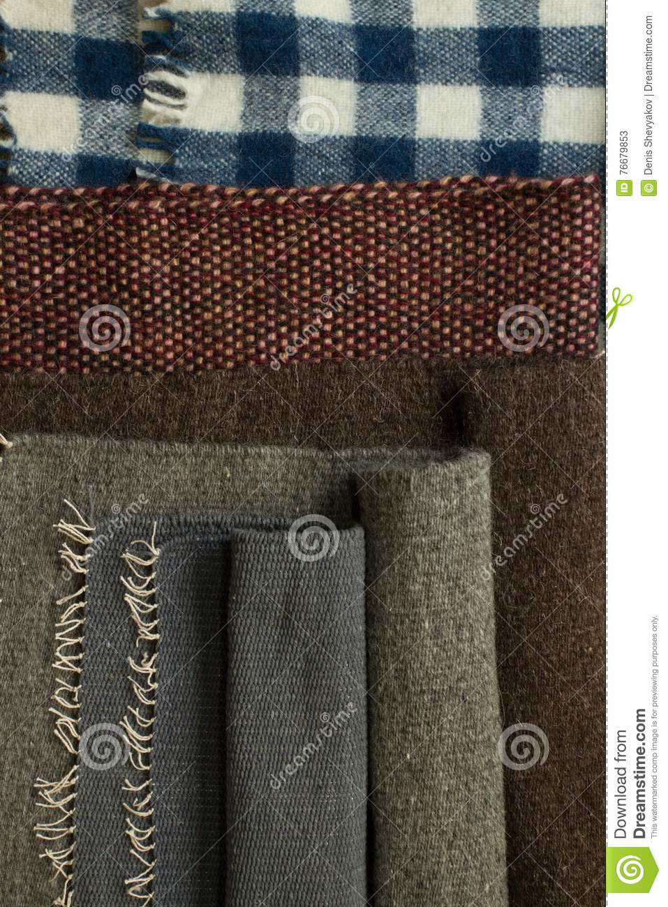 Mats For Yoga And Meditation Stock Image Image Of Warm Thread 76679853