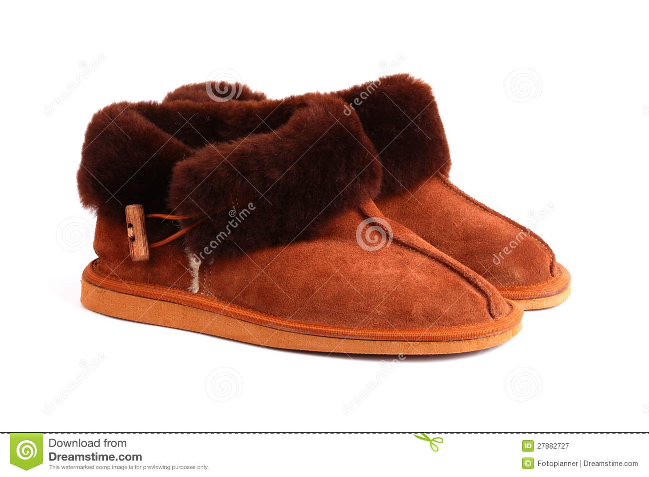 Royalty Free Stock Photography: Warm shoes