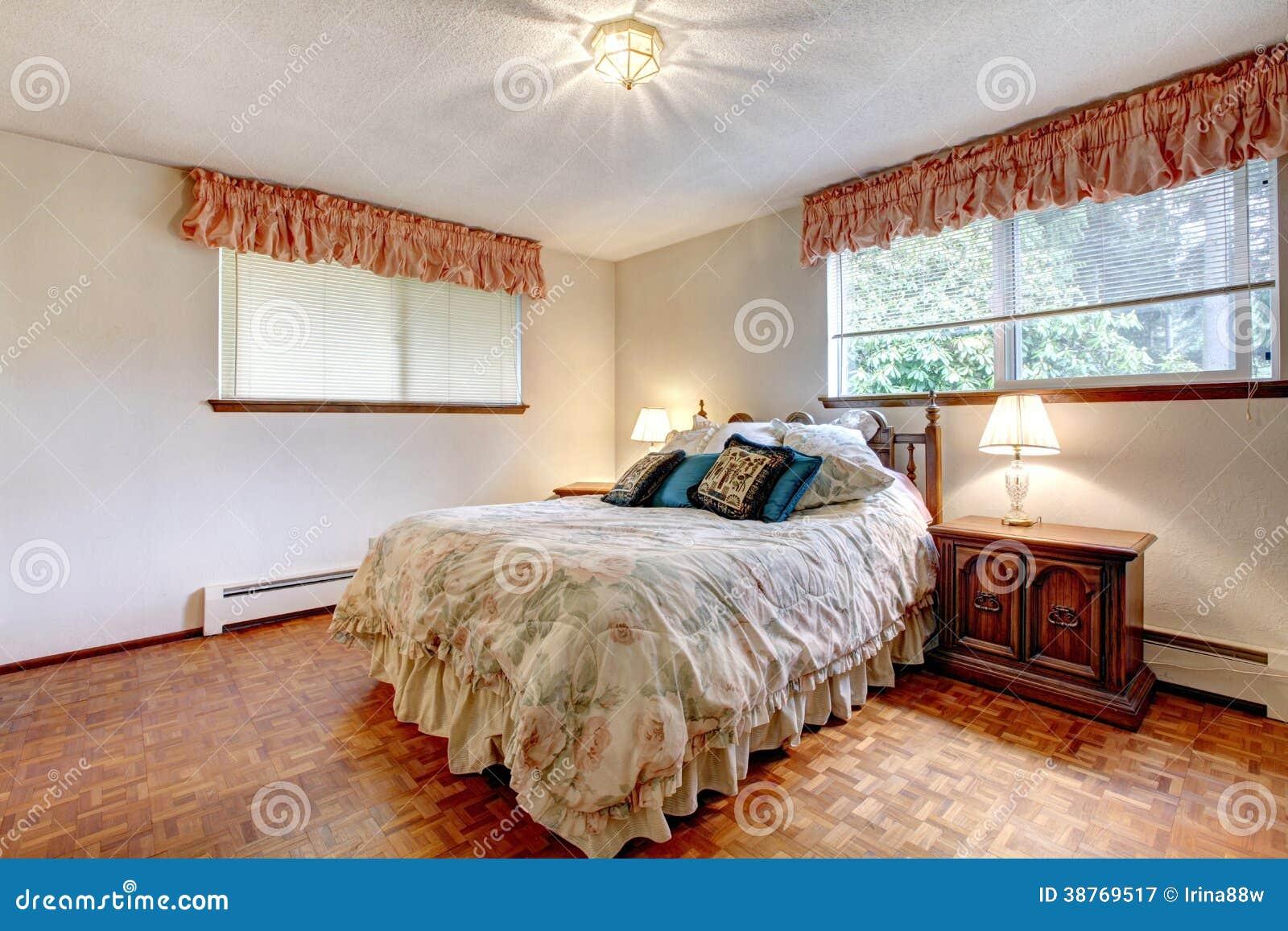Slaapkamers nordic reeks - Warme kleuren kamer ...