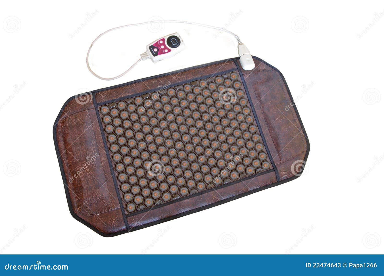 Warmth Heated Mattress Pad Stock s Image