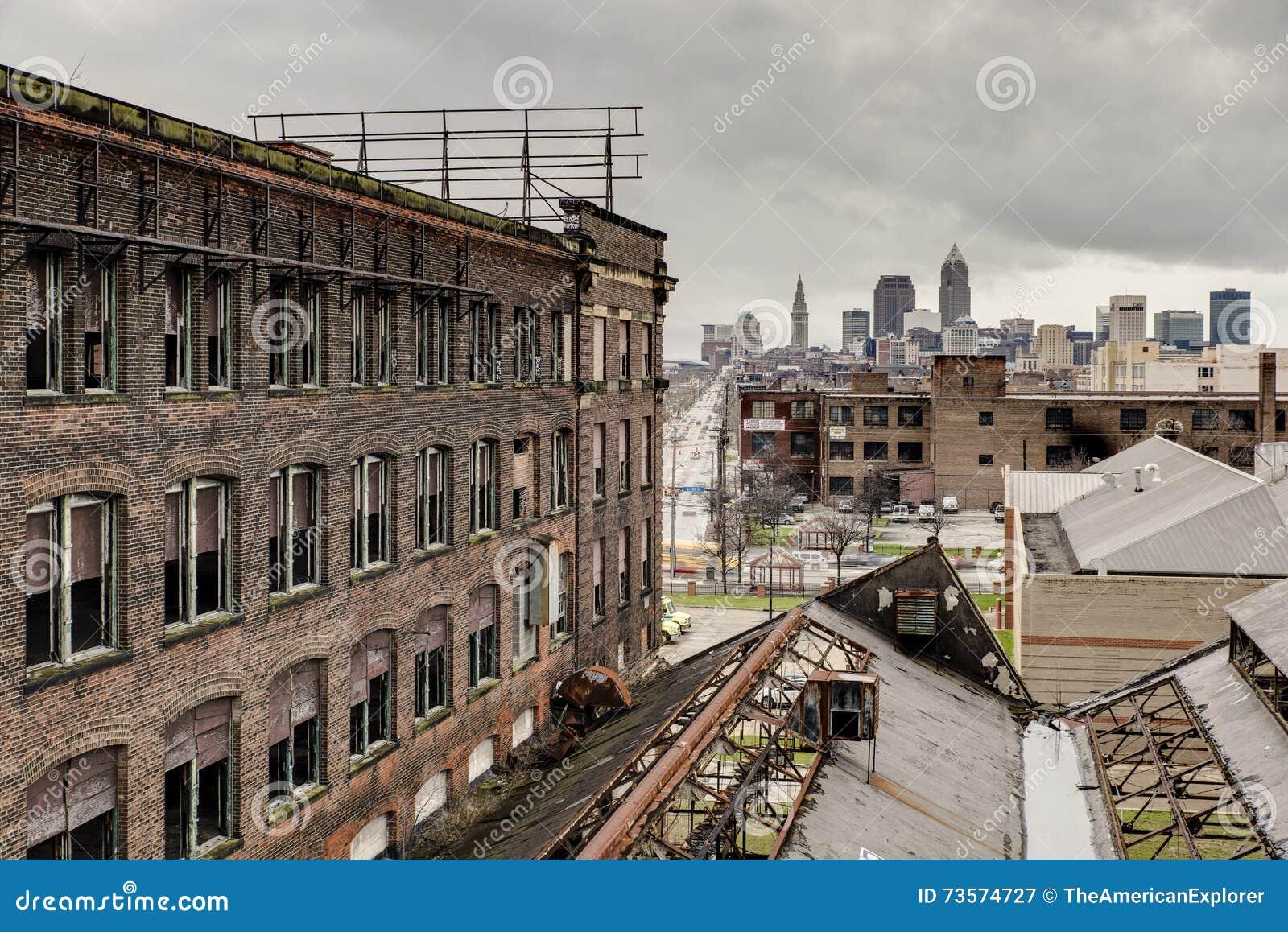 Warner & Swasey die Cleveland, Ohio overzien