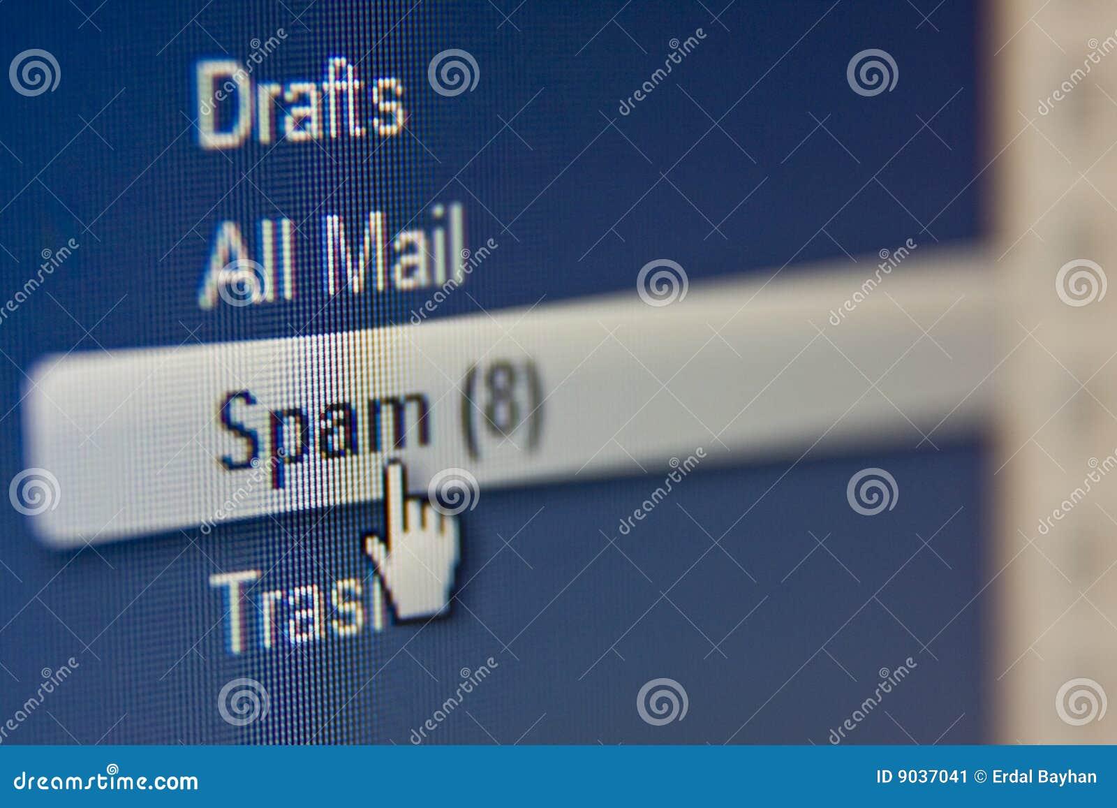 Warning! Spam