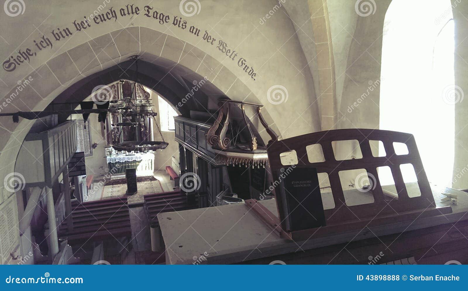 Warowny kościół Valea Viilor