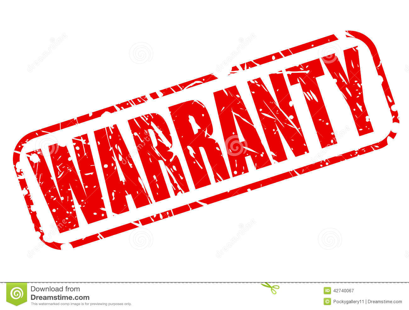 No Warranty On Website Design