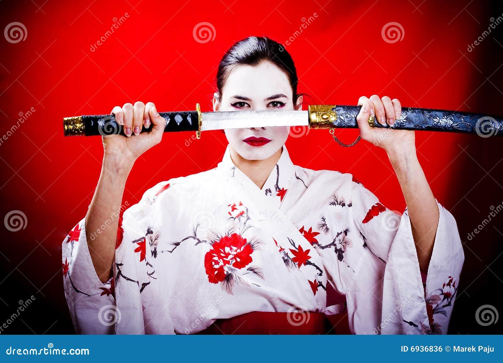Warrior Geisha