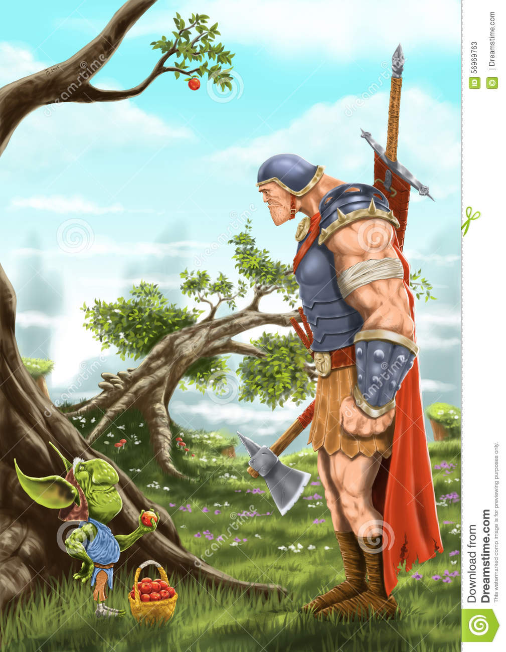 For the love of a goblin warrior pdf free download english