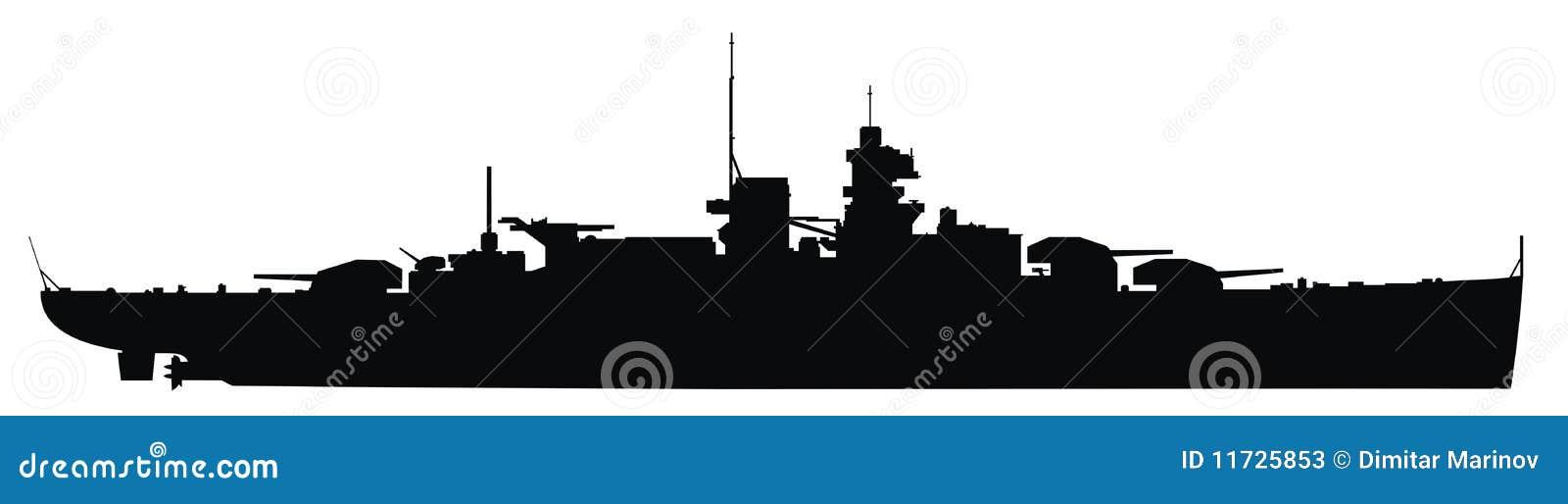 warship stock illustrations 1 978 warship stock illustrations rh dreamstime com Battleship Silhouette Clip Art battleship clipart black and white