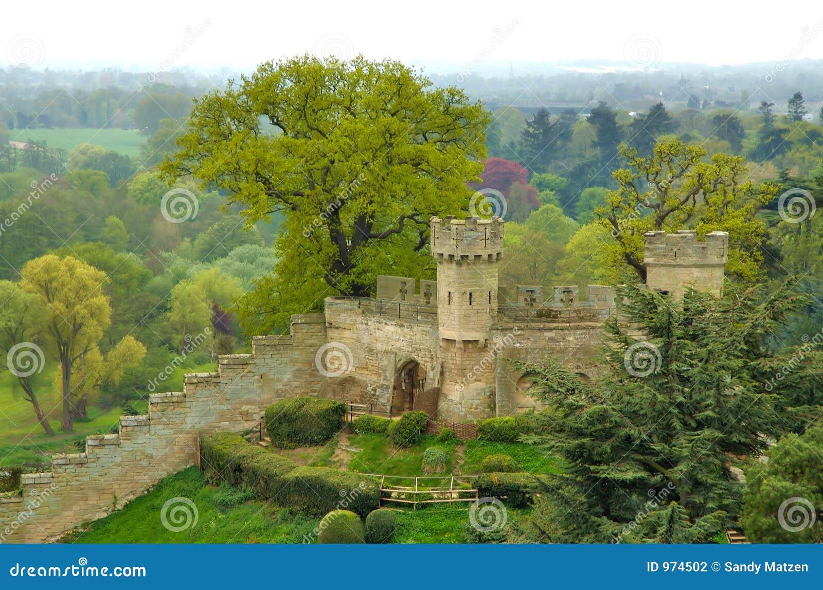 Warwick för 2 slott