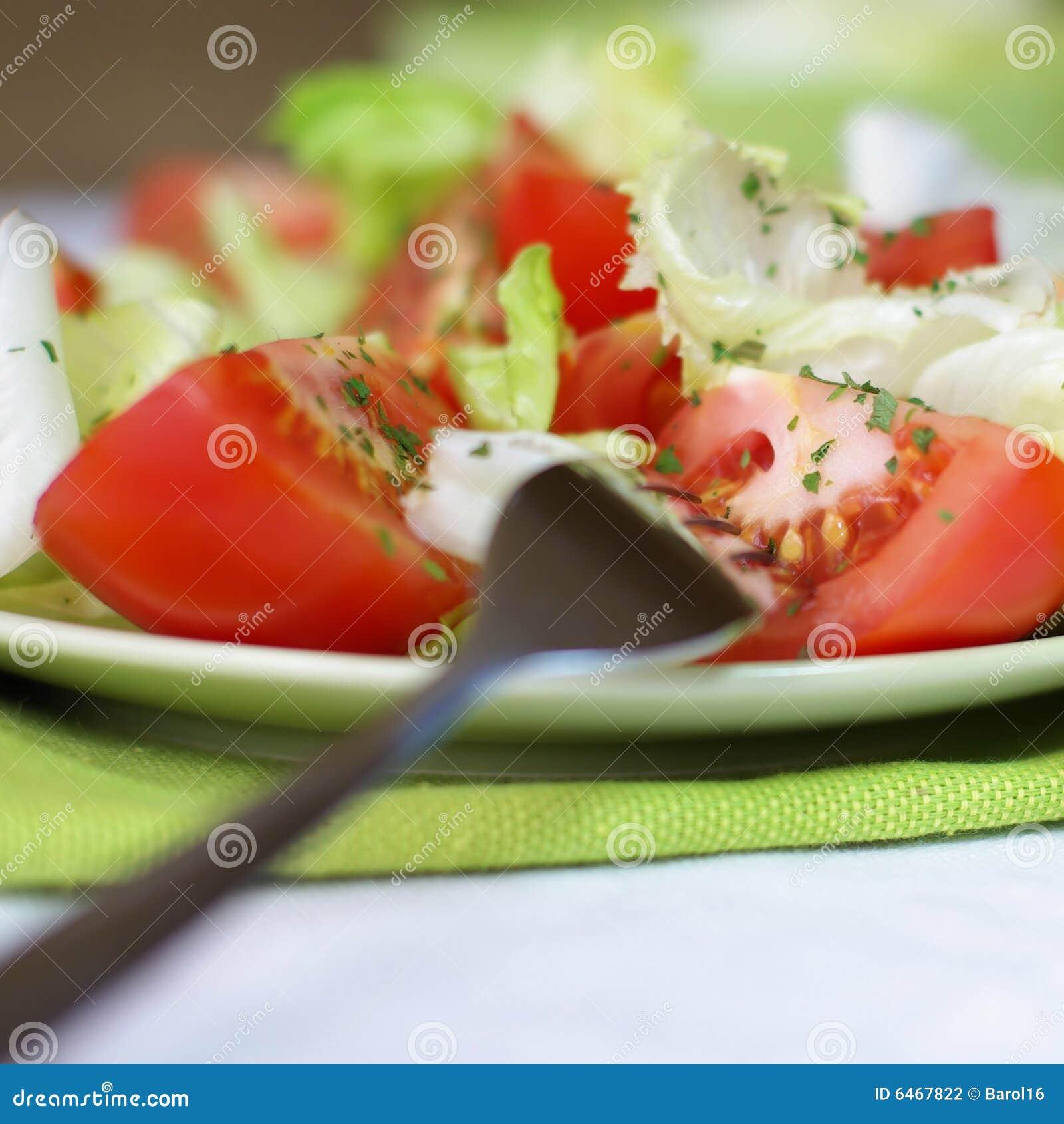 Warzywa sałatkowy