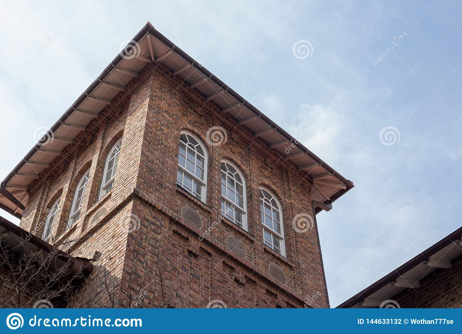 Waseda hoshien konwersatorium domu wierza
