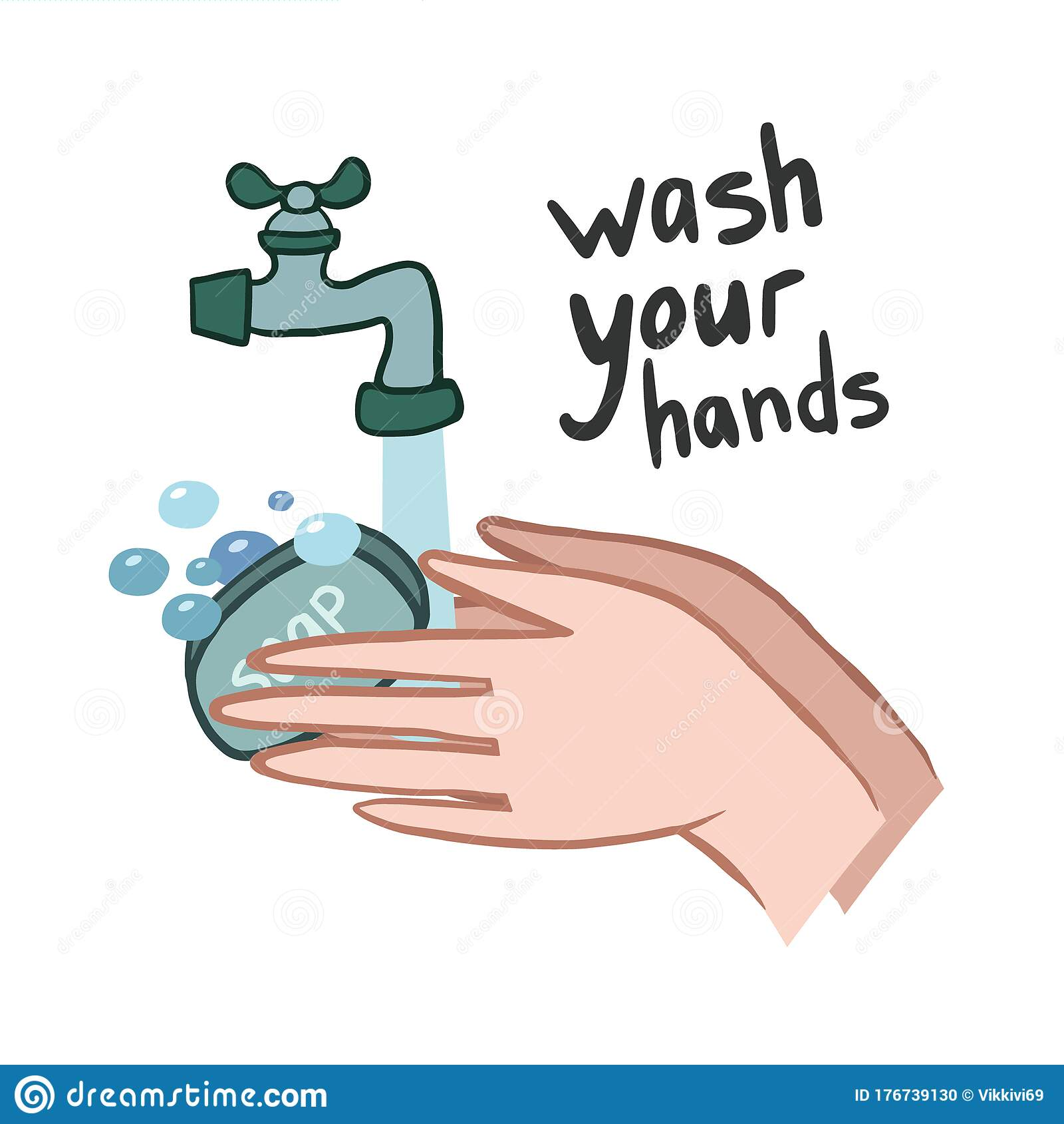 Cartoon Wash Hands Stock Illustrations 2 556 Cartoon Wash Hands Stock Illustrations Vectors Clipart Dreamstime