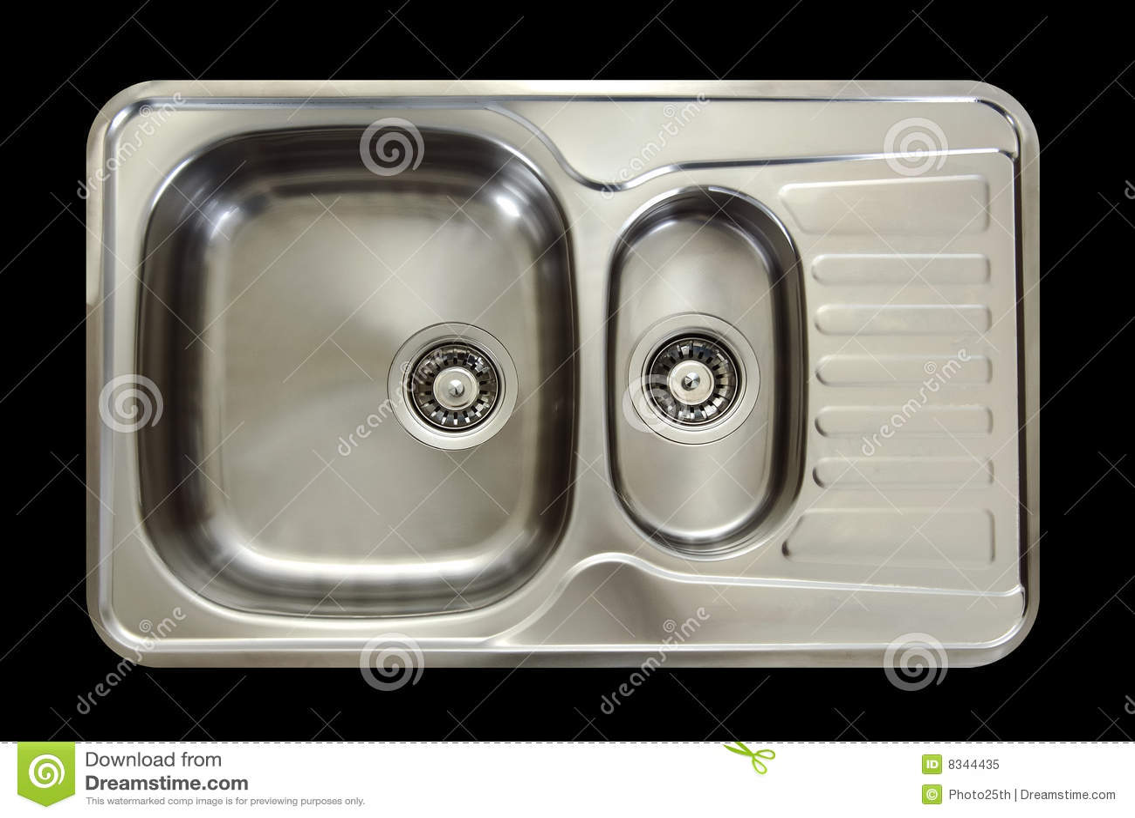 Washbasin Royalty Free Stock Photo  Image 8344435 # Chromen Wasbak_141815