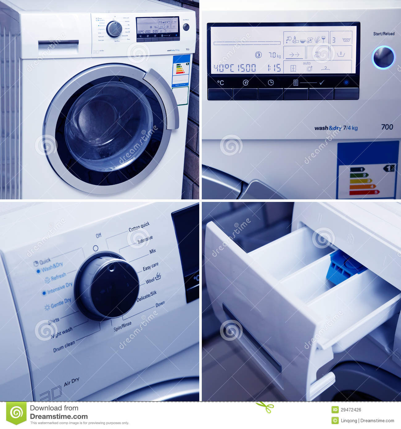 washing machine marketing strategy Marketing analysis: segmentation and positioning on the basis of the criterion of found merit buyers washing powders developing a marketing strategy and.