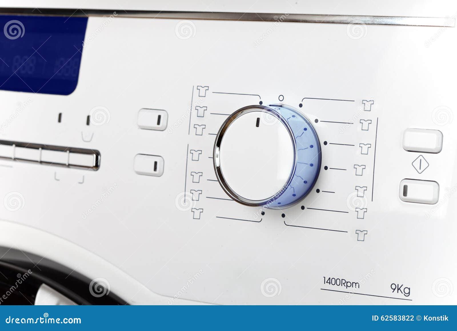 washing machine up