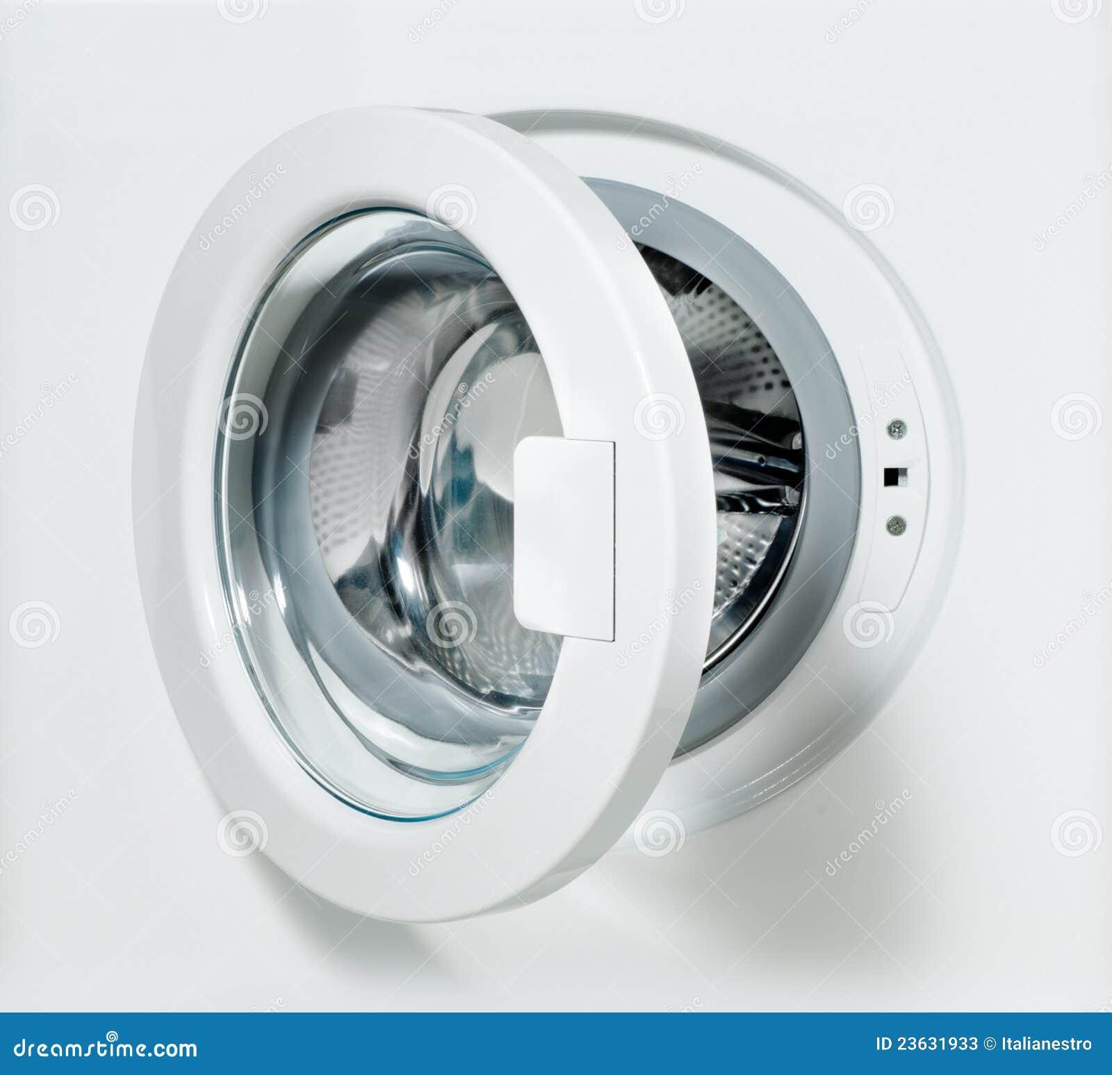 Washing Machine Door Stock Image Image Of Washing Window