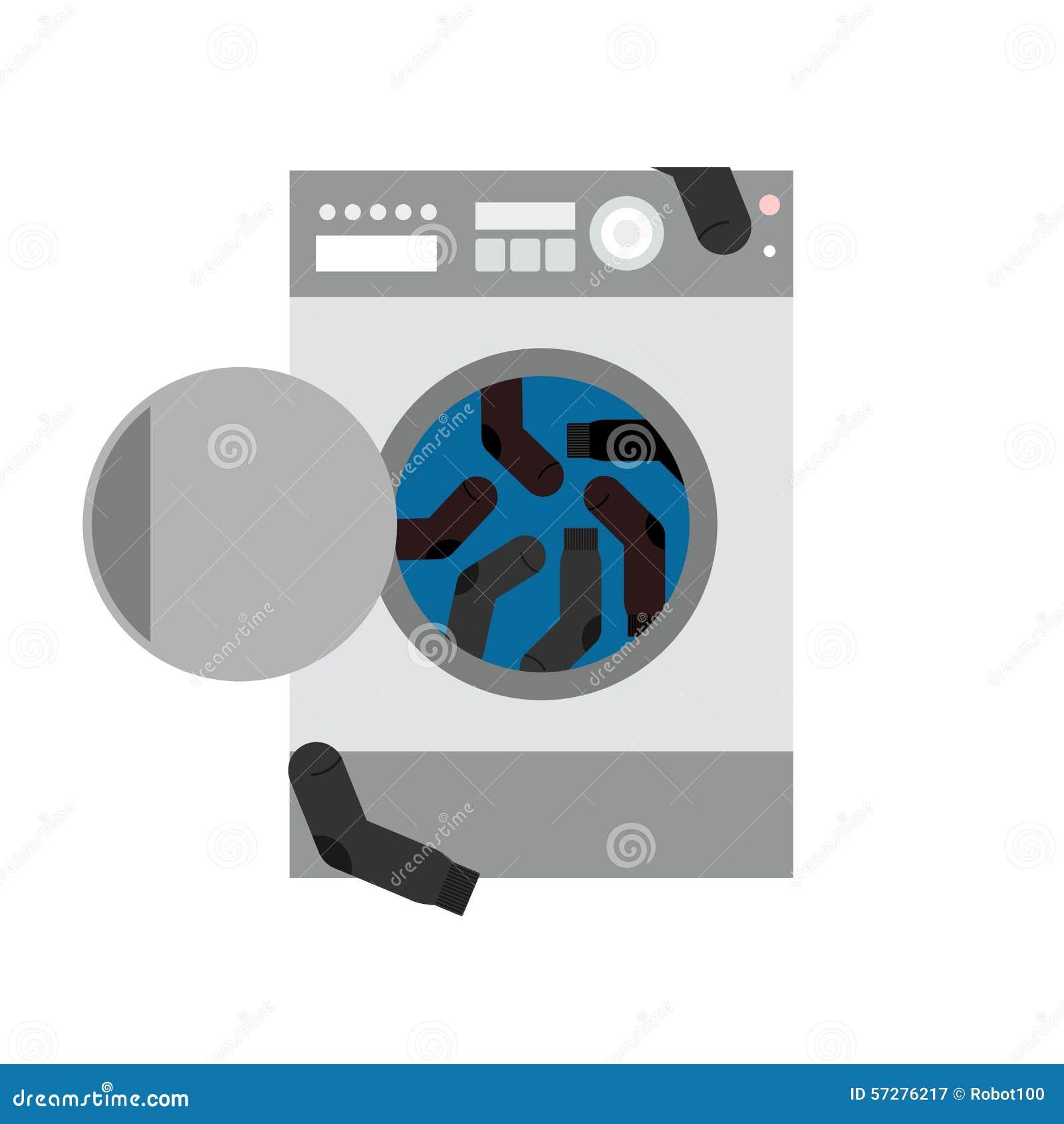 sock washing machine