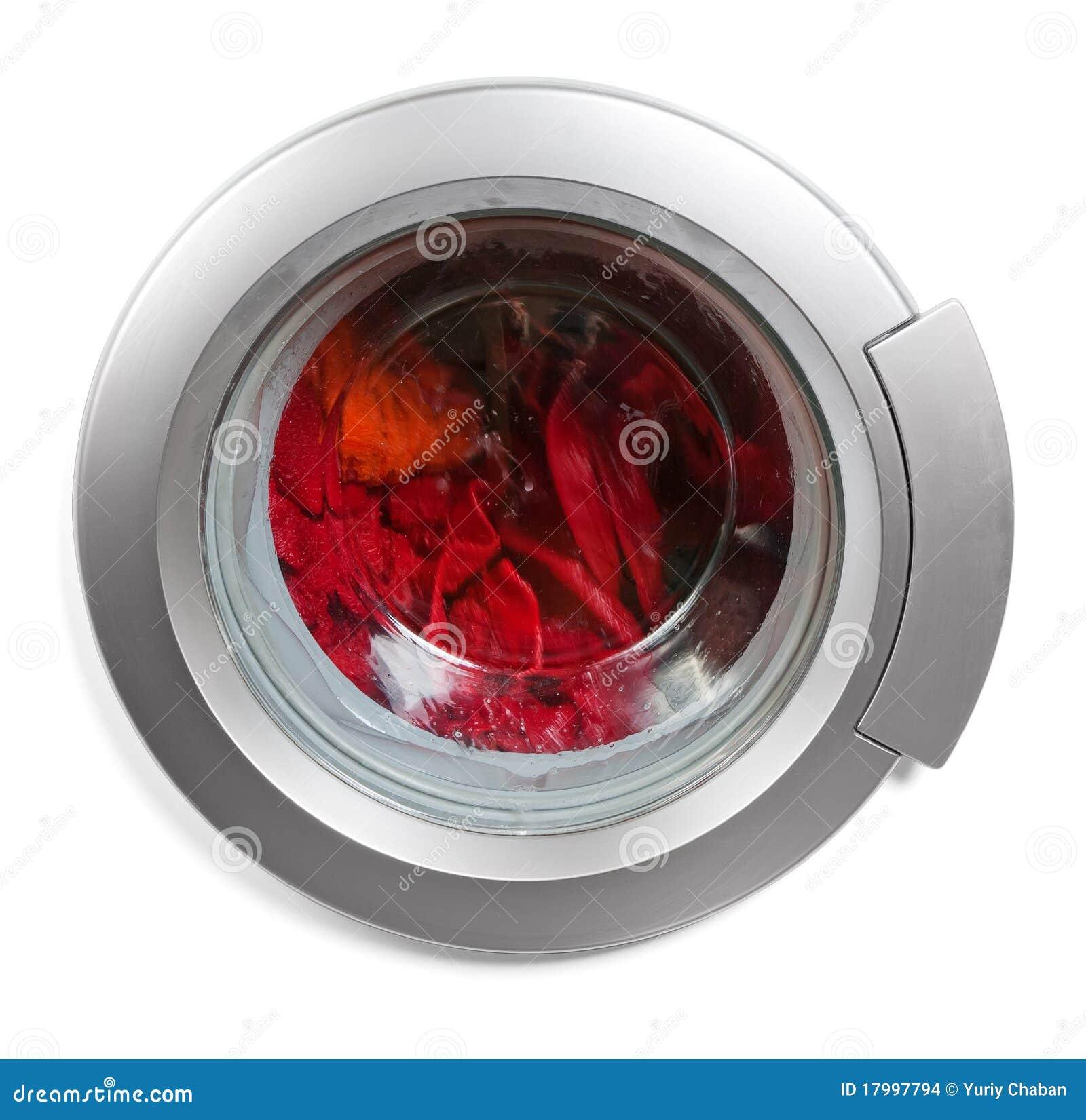 Washing machine window