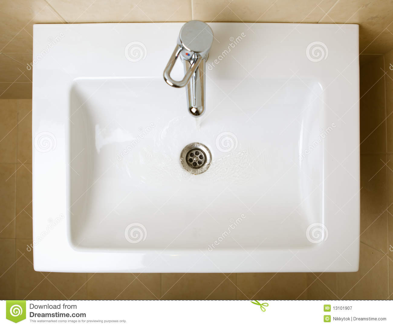 Washing Sink Stock Image Image Of Luxury Bathtub