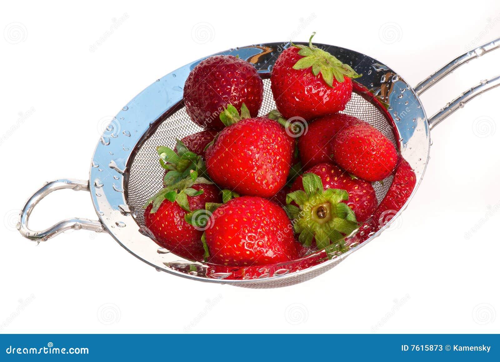 Washingstrawberry