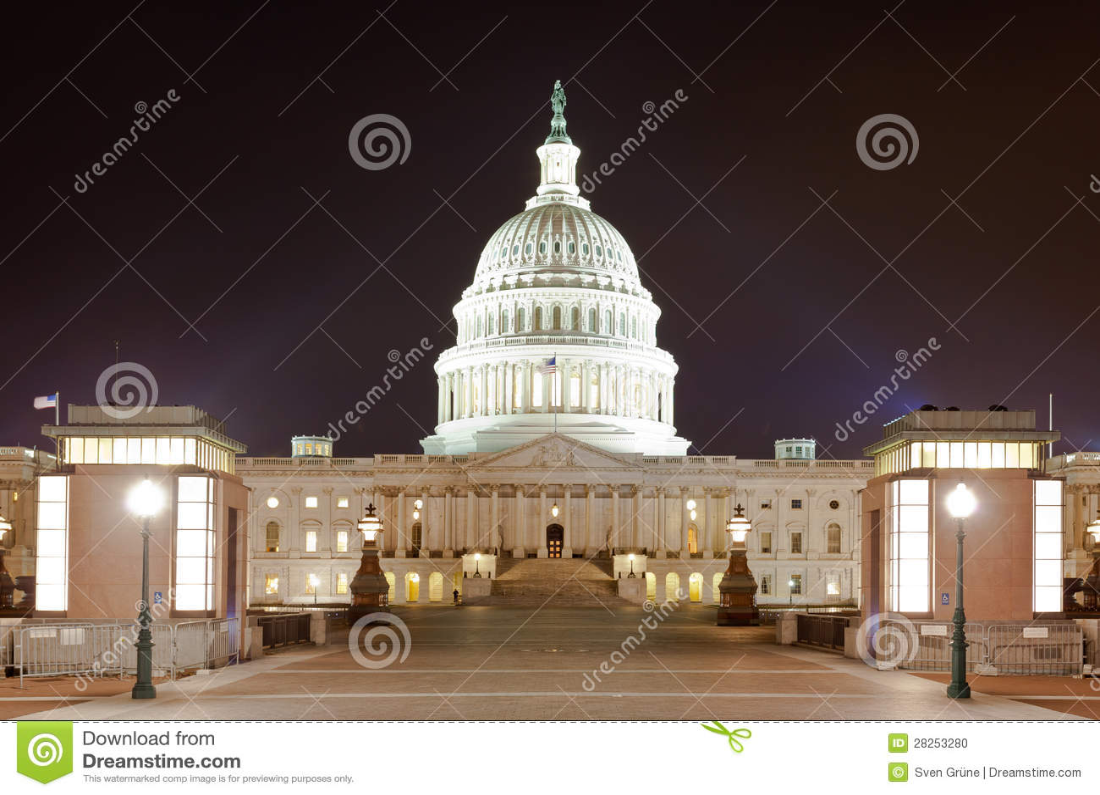 Download Washington DC stockfoto. Bild von ausgezeichnet, zustände - 28253280