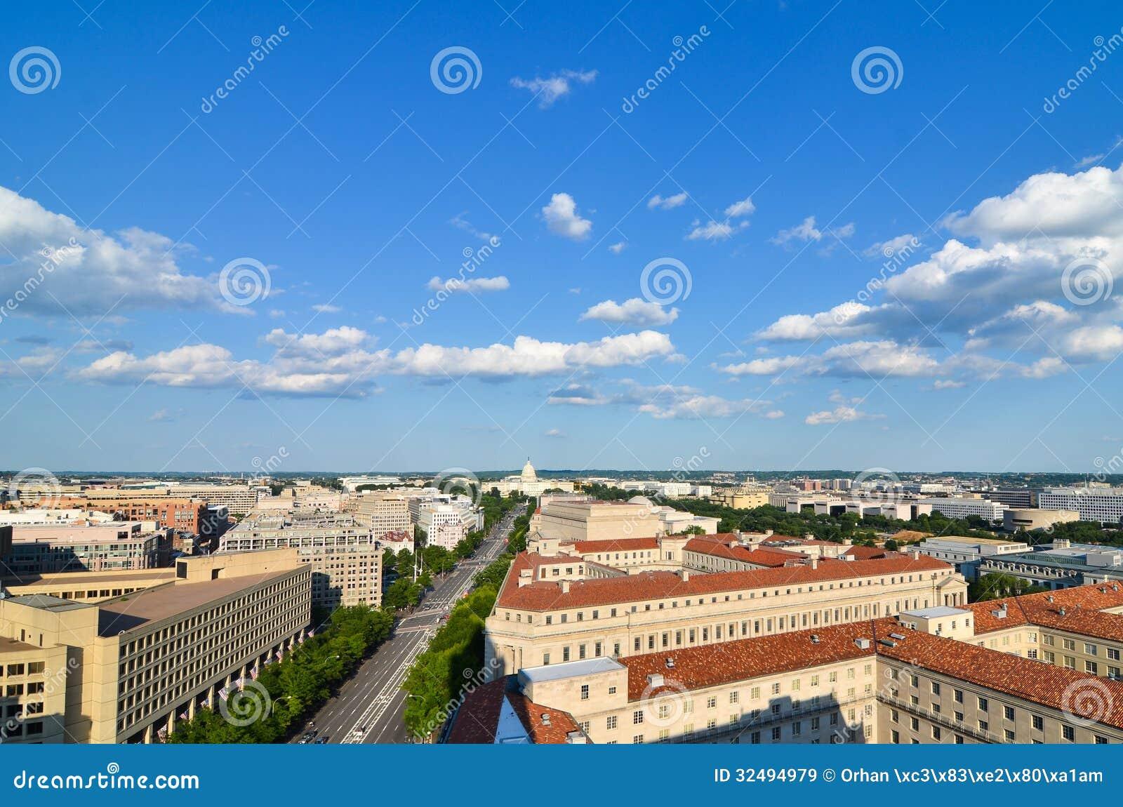 washington d c aerial view with us capitol stock image Washington DC Clip Art washington monument climate