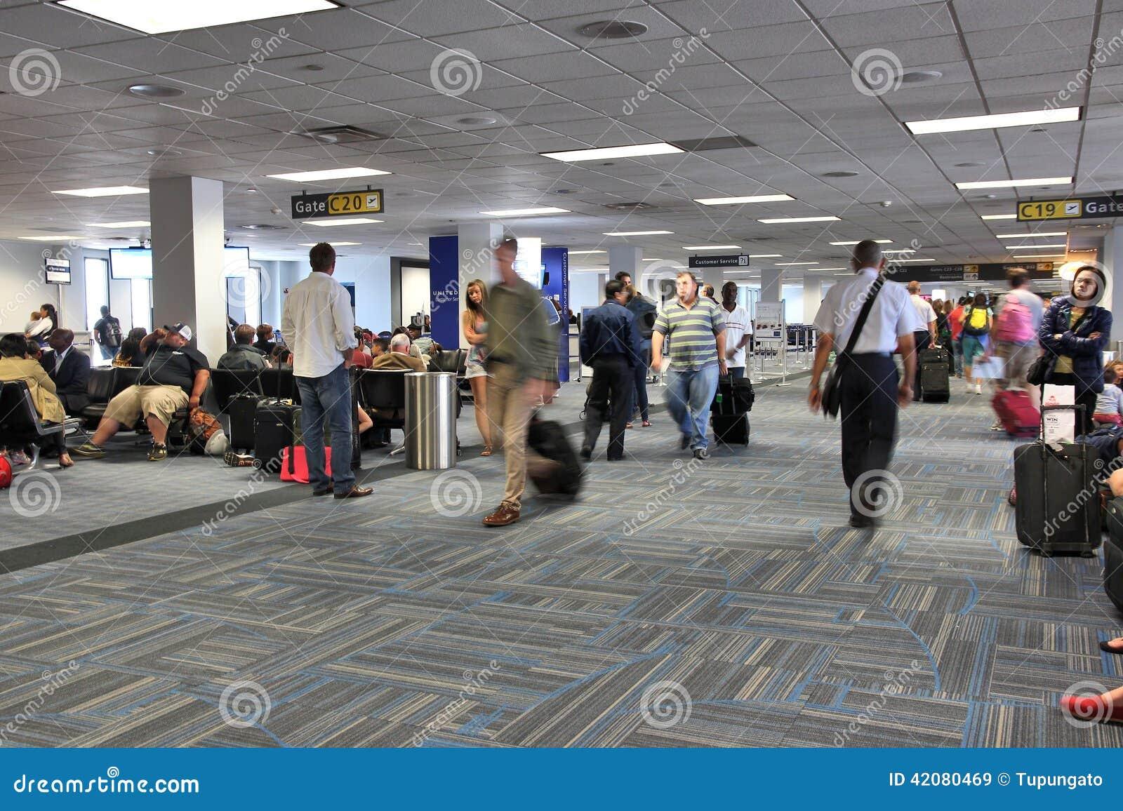 Aeroporto Washington : Washington dc airport editorial stock image