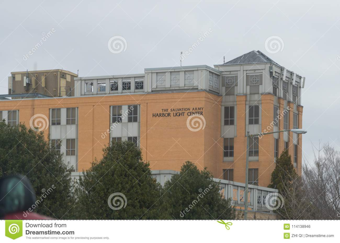 Download Washington DC April 2 2018: Salvation Army Harbor Light Center  Editorial Photo   Image Great Pictures