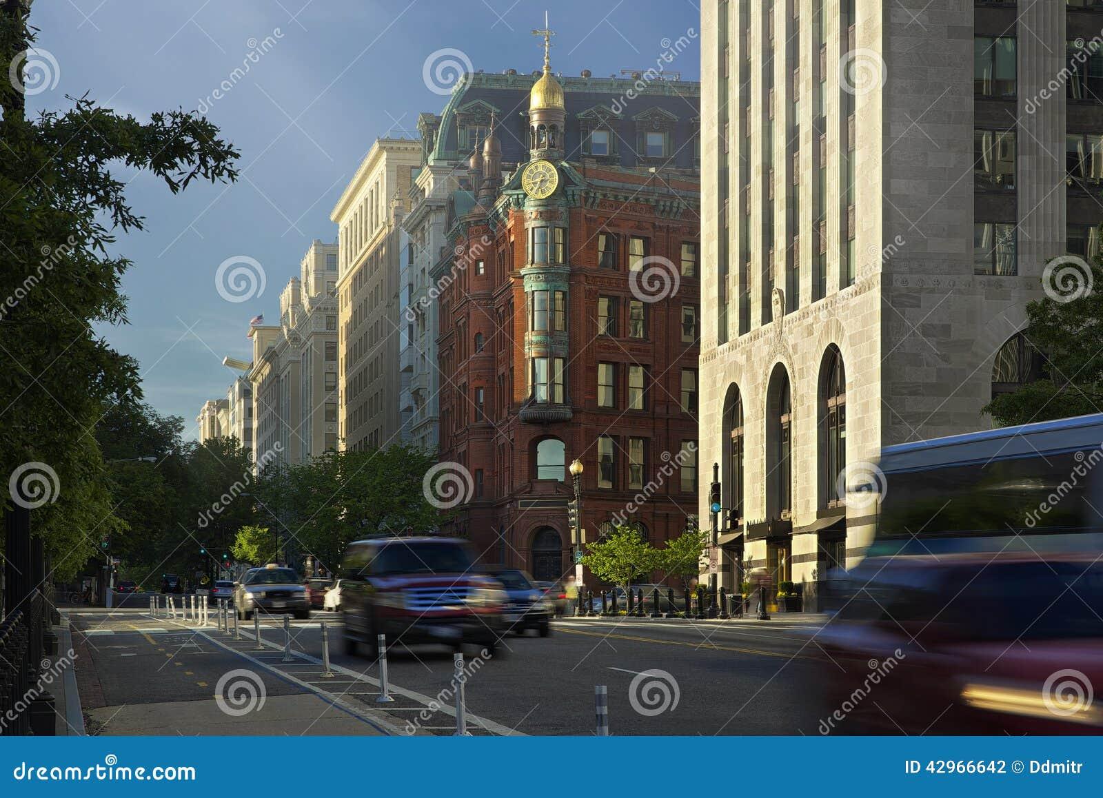 Washington Dc Stock Photo Image 42966642