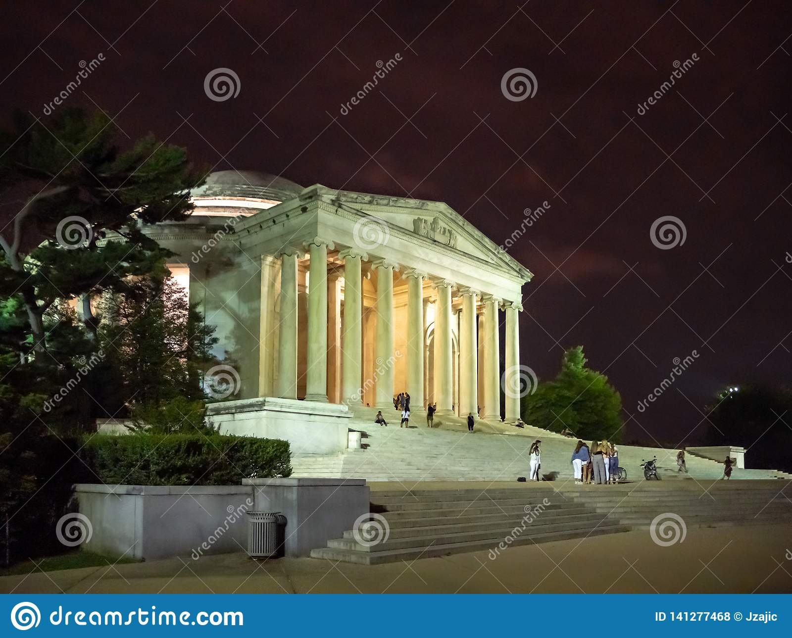 Washington DC, District of Columbia [United States US, Thomas Jefferson Memorial, American Founding Fathers,